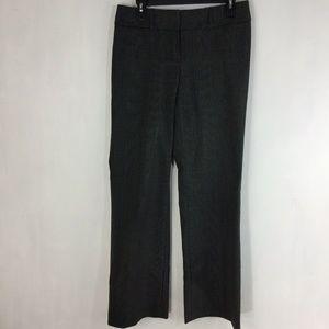 Ann Taylor LOFT  Julie Trousers Dress Pant Plaid
